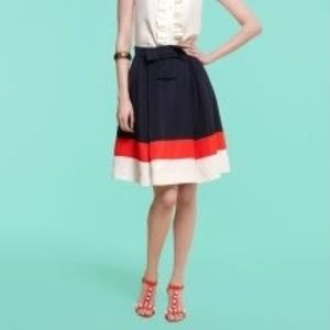 Kate Spade • Esti Color Block Skirt